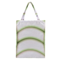 Abstract Background Classic Tote Bag