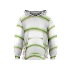 Abstract Background Kids  Pullover Hoodie