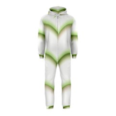 Abstract Background Hooded Jumpsuit (kids)