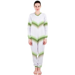 Abstract Background Onepiece Jumpsuit (ladies)