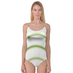 Abstract Background Camisole Leotard