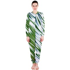 Fluorescent Flames Background Light Effect Abstract OnePiece Jumpsuit (Ladies)