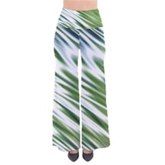 Fluorescent Flames Background Light Effect Abstract Pants