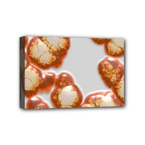 Abstract Texture A Completely Seamless Tile Able Background Design Mini Canvas 6  x 4