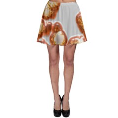 Abstract Texture A Completely Seamless Tile Able Background Design Skater Skirt