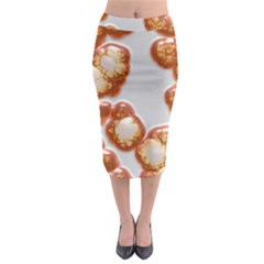 Abstract Texture A Completely Seamless Tile Able Background Design Midi Pencil Skirt
