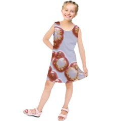Abstract Texture A Completely Seamless Tile Able Background Design Kids  Tunic Dress