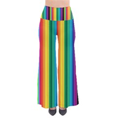 Multi Colored Colorful Bright Stripes Wallpaper Pattern Background Pants