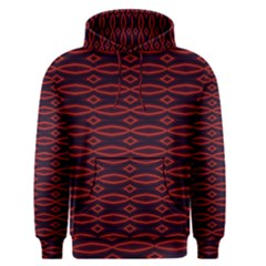 Repeated Tapestry Pattern Abstract Repetition Men s Pullover Hoodie