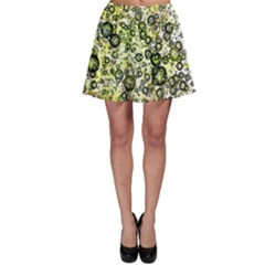Chaos Background Other Abstract And Chaotic Patterns Skater Skirt