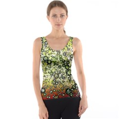 Chaos Background Other Abstract And Chaotic Patterns Tank Top