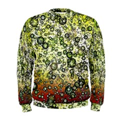 Chaos Background Other Abstract And Chaotic Patterns Men s Sweatshirt