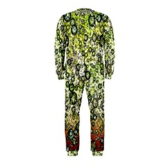 Chaos Background Other Abstract And Chaotic Patterns Onepiece Jumpsuit (kids)