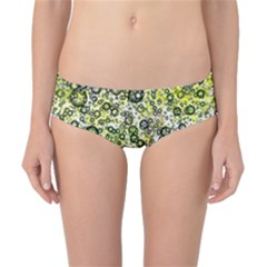 Chaos Background Other Abstract And Chaotic Patterns Classic Bikini Bottoms