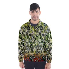 Chaos Background Other Abstract And Chaotic Patterns Wind Breaker (Men)