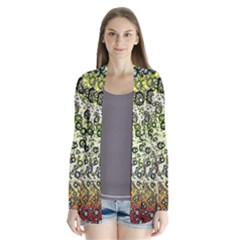 Chaos Background Other Abstract And Chaotic Patterns Cardigans