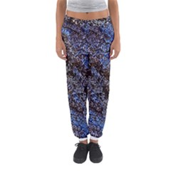 Cracked Mud And Sand Abstract Women s Jogger Sweatpants
