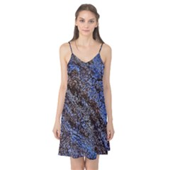 Cracked Mud And Sand Abstract Camis Nightgown