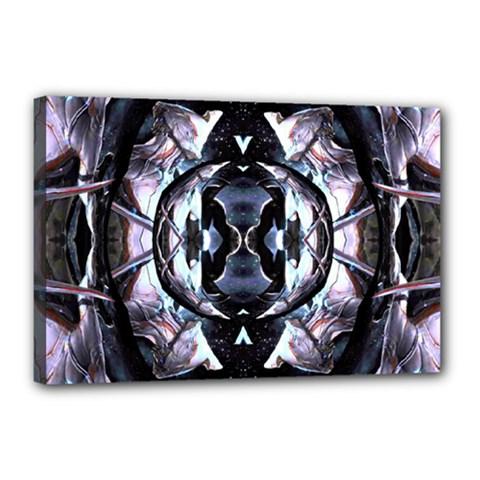 Warframe  Canvas 18  x 12