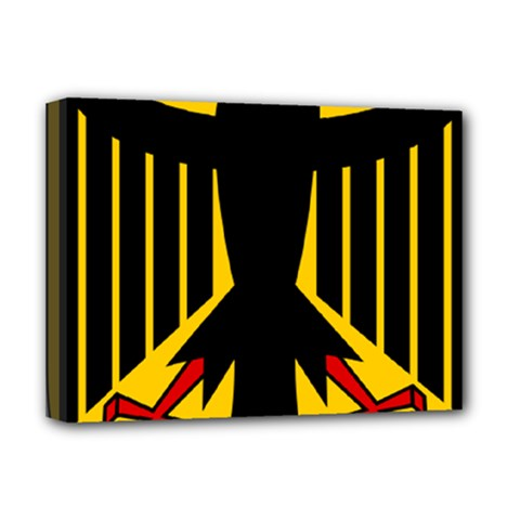 Coat of Arms of Germany Deluxe Canvas 16  x 12