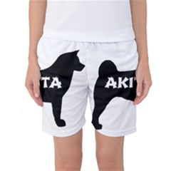 Akita Name Silo Women s Basketball Shorts