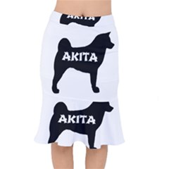 Akita Name Silo Mermaid Skirt