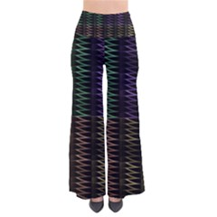 Multicolor Pattern Digital Computer Graphic Pants