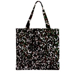 Camouflaged Seamless Pattern Abstract Grocery Tote Bag