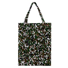 Camouflaged Seamless Pattern Abstract Classic Tote Bag
