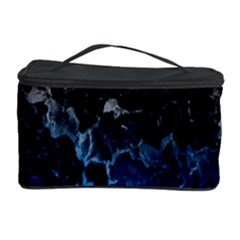 Abstract Background Cosmetic Storage Case
