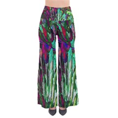 Bright Tropical Background Abstract Background That Has The Shape And Colors Of The Tropics Pants