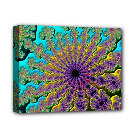 Beautiful Mandala Created With Fractal Forge Deluxe Canvas 14  x 11