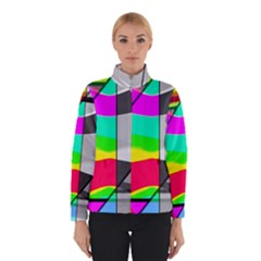 Colors Fadeout Paintwork Abstract Winterwear