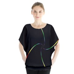 Digital Computer Graphic Blouse