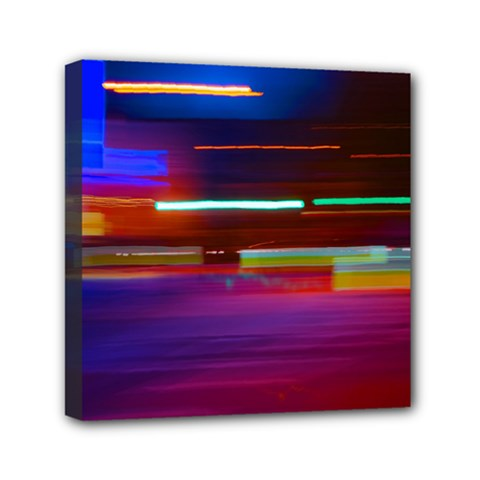 Abstract Background Pictures Mini Canvas 6  x 6