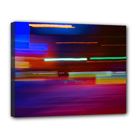Abstract Background Pictures Canvas 14  x 11