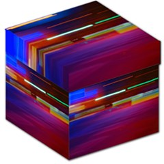 Abstract Background Pictures Storage Stool 12