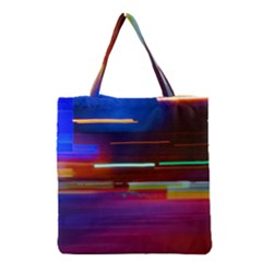 Abstract Background Pictures Grocery Tote Bag
