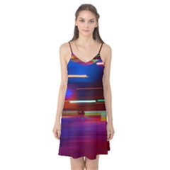 Abstract Background Pictures Camis Nightgown