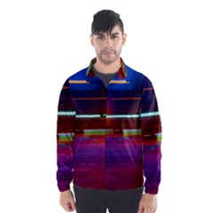 Abstract Background Pictures Wind Breaker (Men)