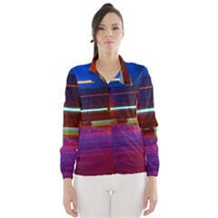 Abstract Background Pictures Wind Breaker (Women)