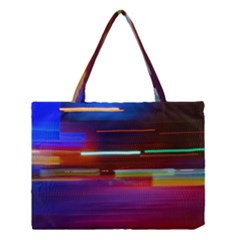 Abstract Background Pictures Medium Tote Bag