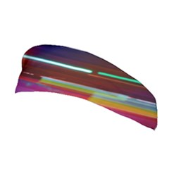 Abstract Background Pictures Stretchable Headband