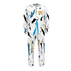 Abstract Image Image Of Multiple Colors OnePiece Jumpsuit (Kids)