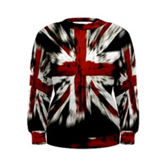 British Flag Women s Sweatshirt