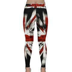 British Flag Classic Yoga Leggings