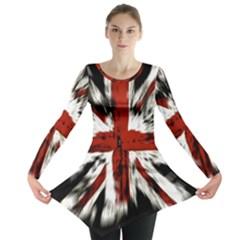 British Flag Long Sleeve Tunic