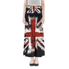 British Flag Maxi Skirts