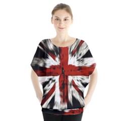 British Flag Blouse