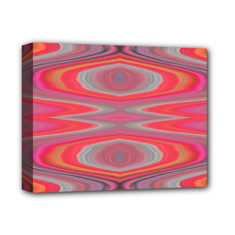 Hard Boiled Candy Abstract Deluxe Canvas 14  x 11